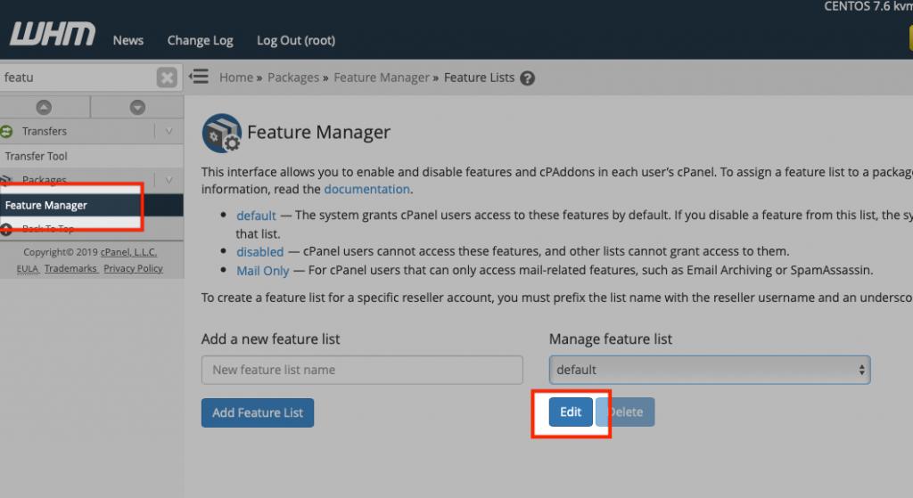 cpanel and whm 11 final nulled clear and working 100